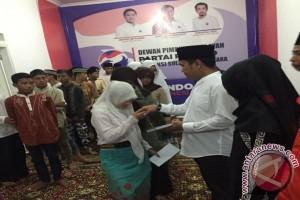 DPW Perindo Sultra Santuni 30 Anak Yatim