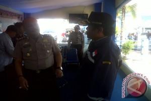 Polda Sultra Pantau Pengamanan Di Baubau