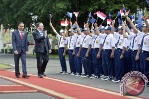 Presiden Puji PM Selandia Ajak 22 CEO
