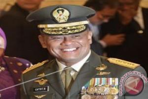 Panglima TNI: Teroris Bukan Kriminal Biasa