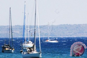 41 Kapal `Yacth` Masuk Wakatobi Awal Agustus