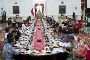 Presiden: Menteri Tak Boleh Miliki Visi Misi