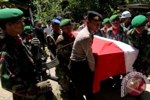 Tim Investigasi TNI-Polri Tiba Di Poso