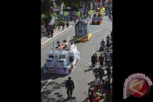 Rombongan Kafilah MTQ Sultra Bertolak Ke Mataram