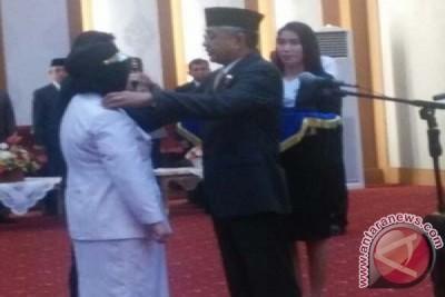 Gubernur Sultra Lantik Penjabat Bupati Bombana