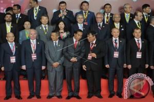 Presiden Buka Kongres Mahkamah Konstitusi Se-Asia