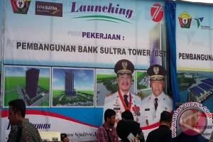 Pemprov Anggarkan Rp140 Untuk Menara Bank Sultra