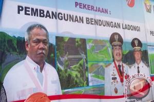 Anggaran Pembangunan Bendungan Ladongi Rp907 Miliar