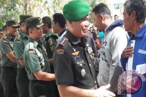 Danrem Haluoleo: Penerimaan Calon TNI Gratis