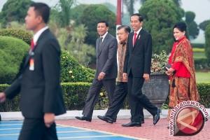 Presiden Jokowi tiba di Hangzhou