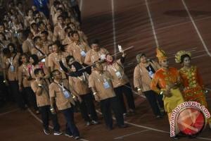 Perolehan Medali Sementara PON 2016