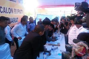 KPU: Berkas Rajiun-Lamani Memenuhi Syarat