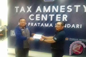 Wali Kota Kendari Ikut Amnesti Pajak