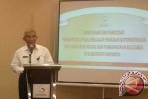 BKKBN Sultra Dukung Pembentukan Dinas KBPK Kabupaten/kota