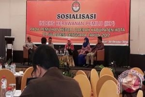 Bawaslu Sultra Sosialisasikan Indeks Kerawanan Pilkada