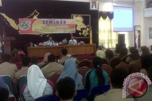 Alumni SMA Negeri 2 Baubau Gelar Seminar