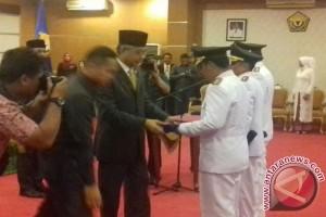 Gubernur Sultra Lantik Tiga Penjabat Bupati