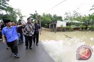 Lima Kecamatan Di Gorontalo Masih Terendam Banjir