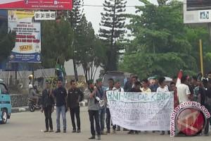 Aksi Di Kota Kendari Berlangsung Aman
