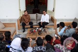 Jokowi-JK Imbau Masyarakat Tetap Tenang