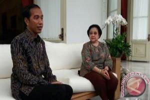 Megawati Bawakan Jokowi Bakmi