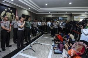 TNI-Polri Perketat Pengamanan DPR-MPR Jelang 25 November