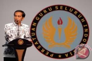 Jokowi Minta Guru Ajarkan Etika Sosial