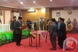 Gubernur Lantik Ismail Jadi Kepala BKKBN Sultra