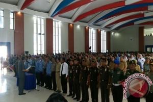 Gubernur Sultra Kukuhkan Satgas Anti Pungli