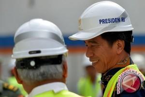 Presiden Tinjau Wisma Atlet Kemayoran