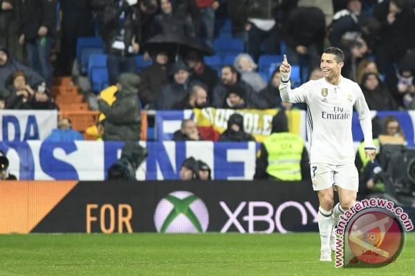 Hasil dan klasemen Liga Spanyol, Madrid perlebar jarak di puncak