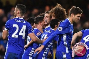 Chelsea terjungkal, Gary Cahill kecewa
