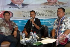 Muna Jadikan Pariwisata Pintu Masuk Investor