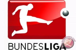 Hasil dan klasemen Bundesliga, Dortmund tertahan di peringkat keempat