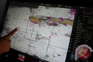 SAR: Pencarian Korban Hilang Di Laut Banda