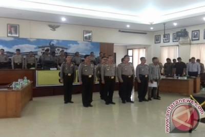 Ciptakan Polisi Profesional, Panitia Penerimaan Diambil Sumpah