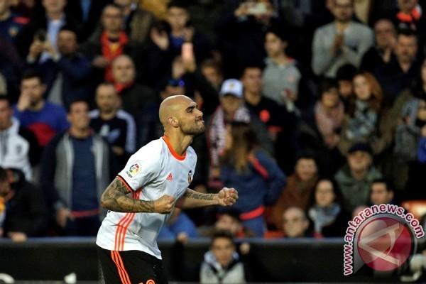 Valencia Jegal Real Madrid 2-1