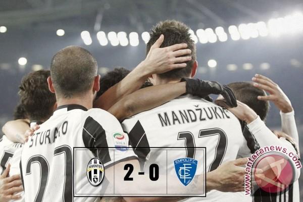 Tekuk Empoli, Juventus Puncakil Klasemen Liga Italia
