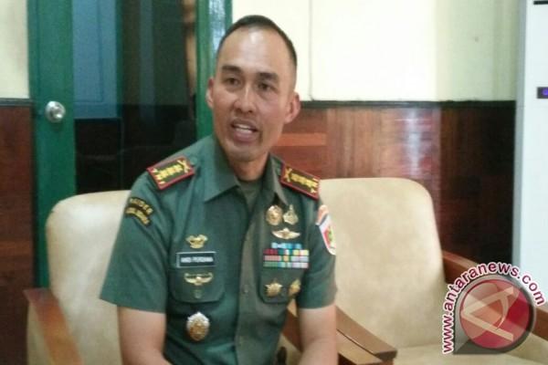 Danrem: TNI Bantu Program Pemerintah Bidang Pertanian