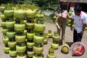 Kepolisian Pantau Dugaan Penimbunan Gas Elpiji