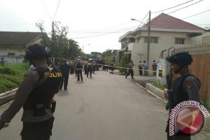 Kediaman Wali Kota Kendari Dilempar Bom