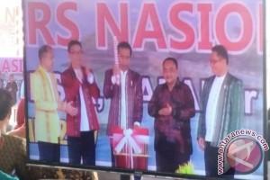 Presiden Hadiri Puncak HPN 2017 di Ambon