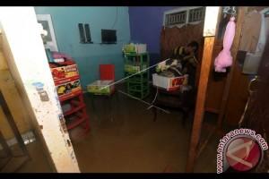 Puluhan Rumah di Kendari Barat Kebanjiran