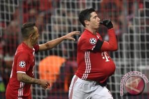 Muenchen Hancurkan Arsenal 5-1