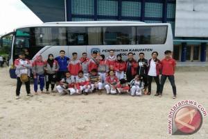 Karateka USN Tampil Pada Kejurnas Jakarta