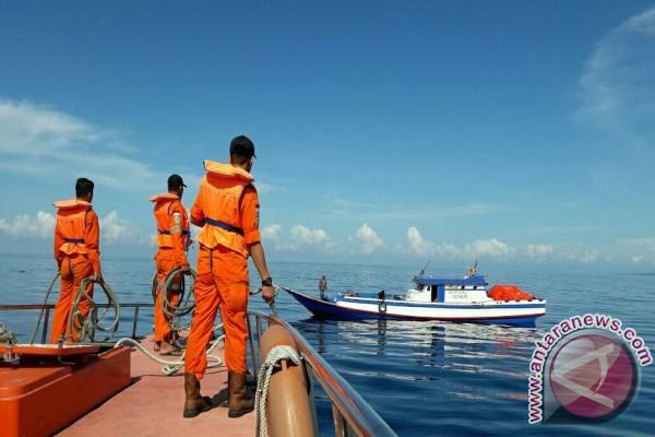 Basarnas Berhasil Evakuasi Kapal Raha-Baubau Mati Mesin