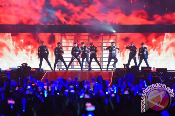 Personel Super Junior akan hadiri Indonesia-Korea Business Summit