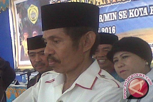 Wal Kkota Baubau Lantik Pejabat Hasil Lelang Jabatan