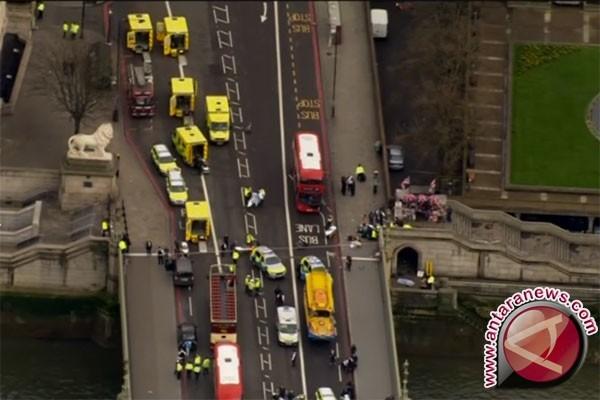 Polisi nyatakan serangan London aksi teroris