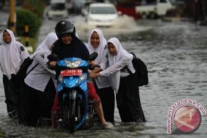 Kota Kendari Terendam Banjir